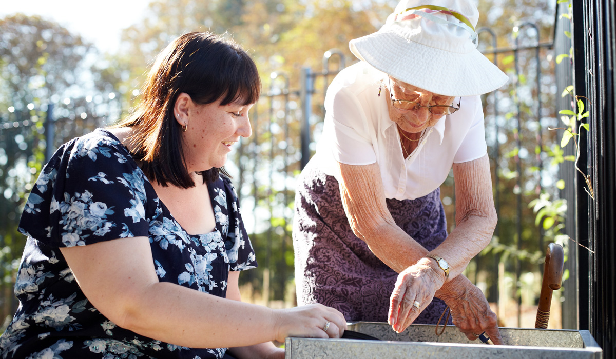 Apply for a rewarding job in care at Cherry Wood Grange Care Home